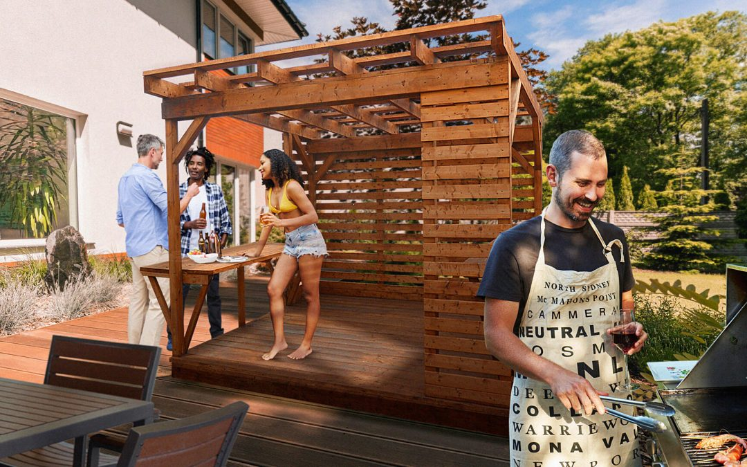 5 ideas to enjoy your backyard bar with loved ones this summer